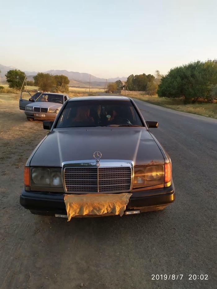 Mercedes-Benz 230 1986. Photo 2