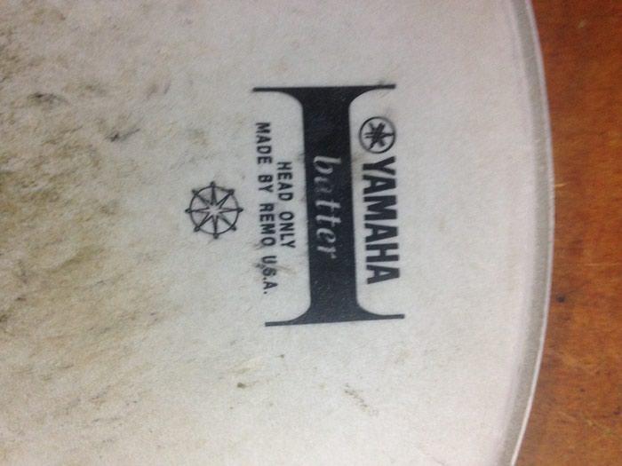 Plastika za bubnjeve 14 inc koriscena dobra  - Obrenovac