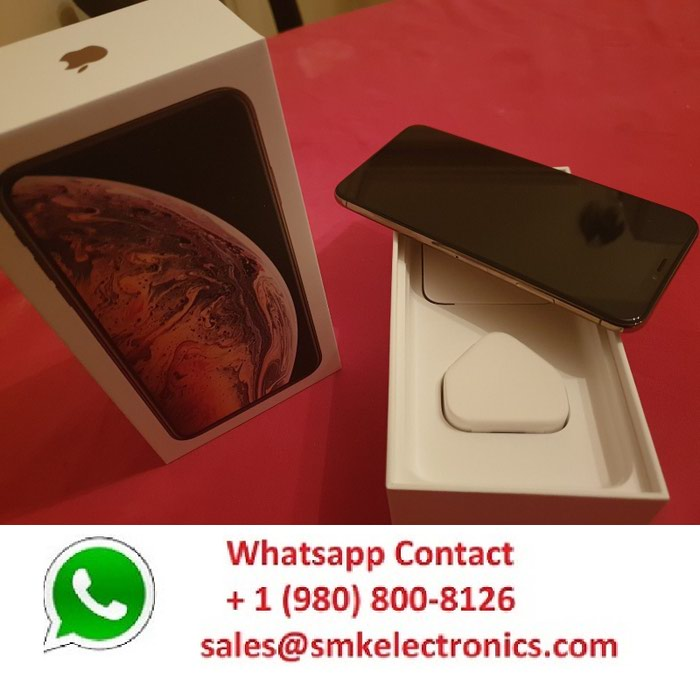 Новый выпуск для Apple IPhone XS MAX 512Gb Гарантировано. Photo 0