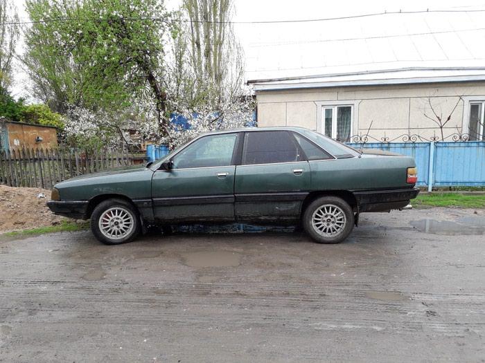 Audi 100 1985. Photo 0