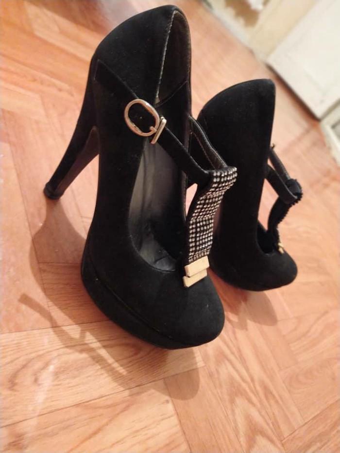 Каблук , туфли размер 37. Photo 0