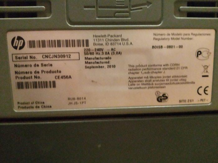 Принтер HP LasterJet P2055. 3000 сом.. Photo 5