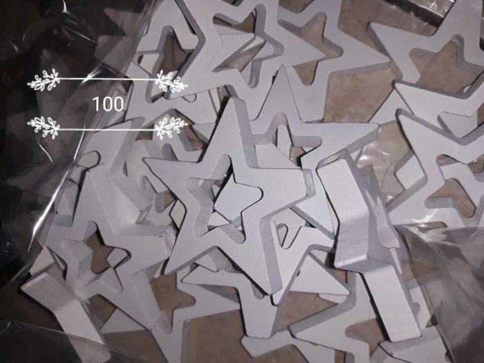 Ξυλινα διακοσμητικα διαφόρων σχεδιων. Photo 1