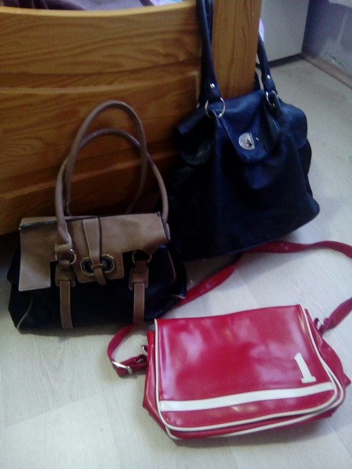 Zenske torbe cena je za sve tri. Photo 0