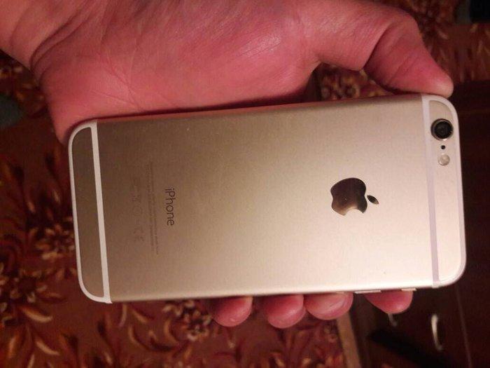 продаю айфон6/64 gold, состояние хороше, по корпусу есть два три скола в Лебединовка