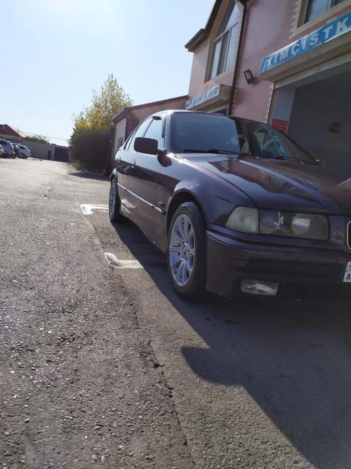 BMW 316 1994. Photo 4