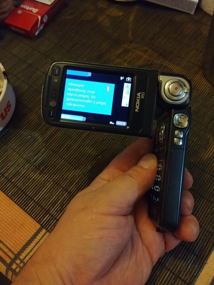 Nokia n93. Photo 2