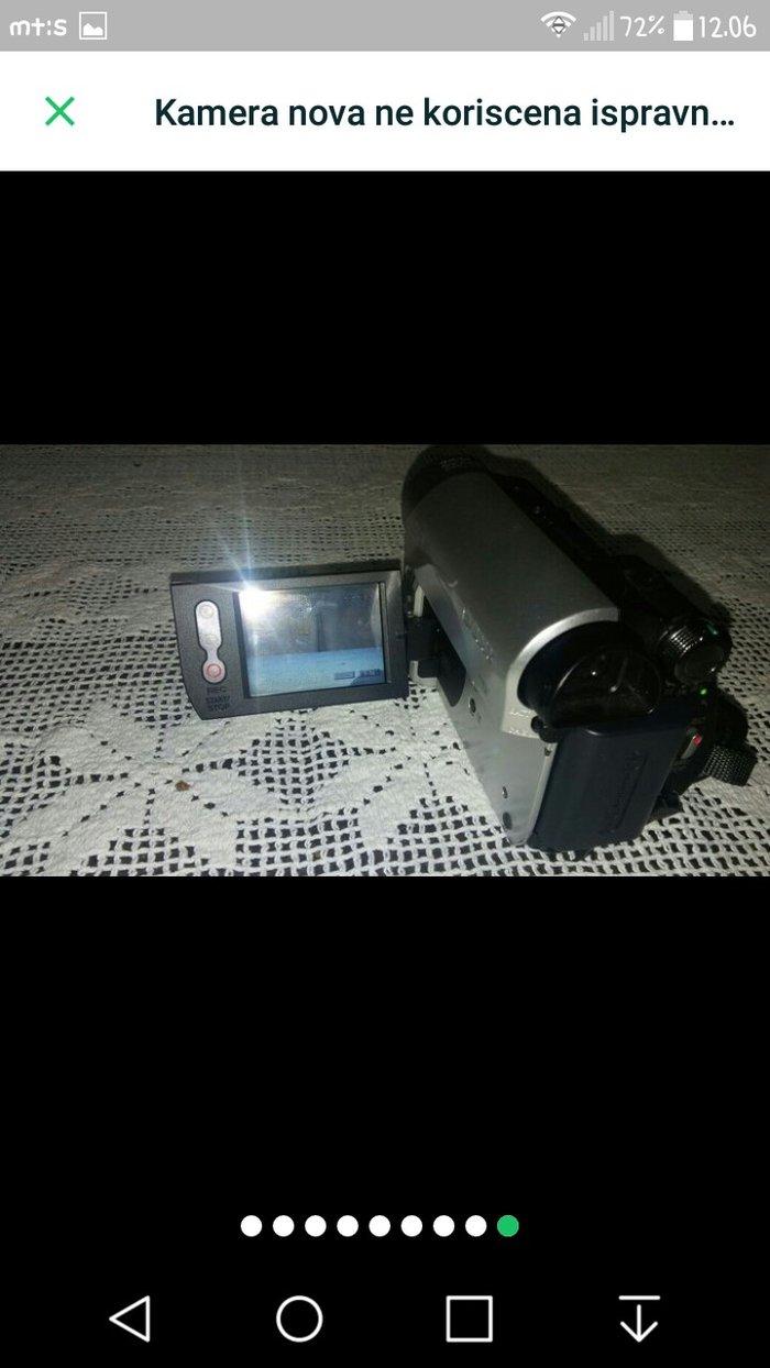 kamera nova ne koriscena samo 1500 - Vranje
