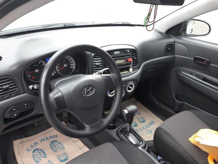 Hyundai Accent 2009. Photo 6