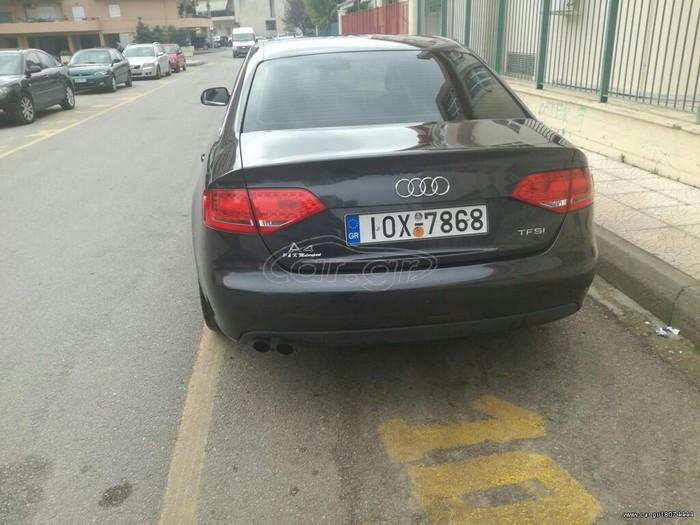 Audi A4 2012. Photo 1