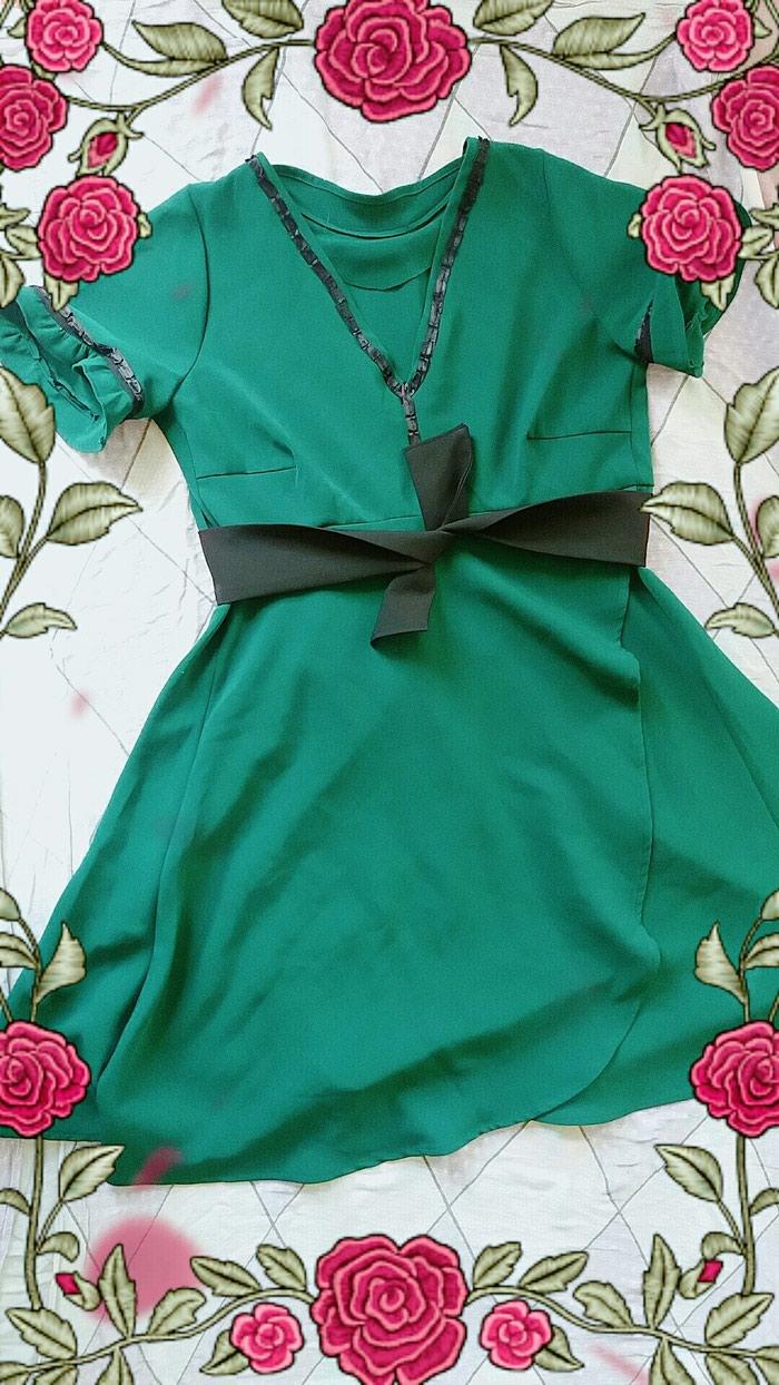 Платье женское на 52-54 200сом. Photo 0