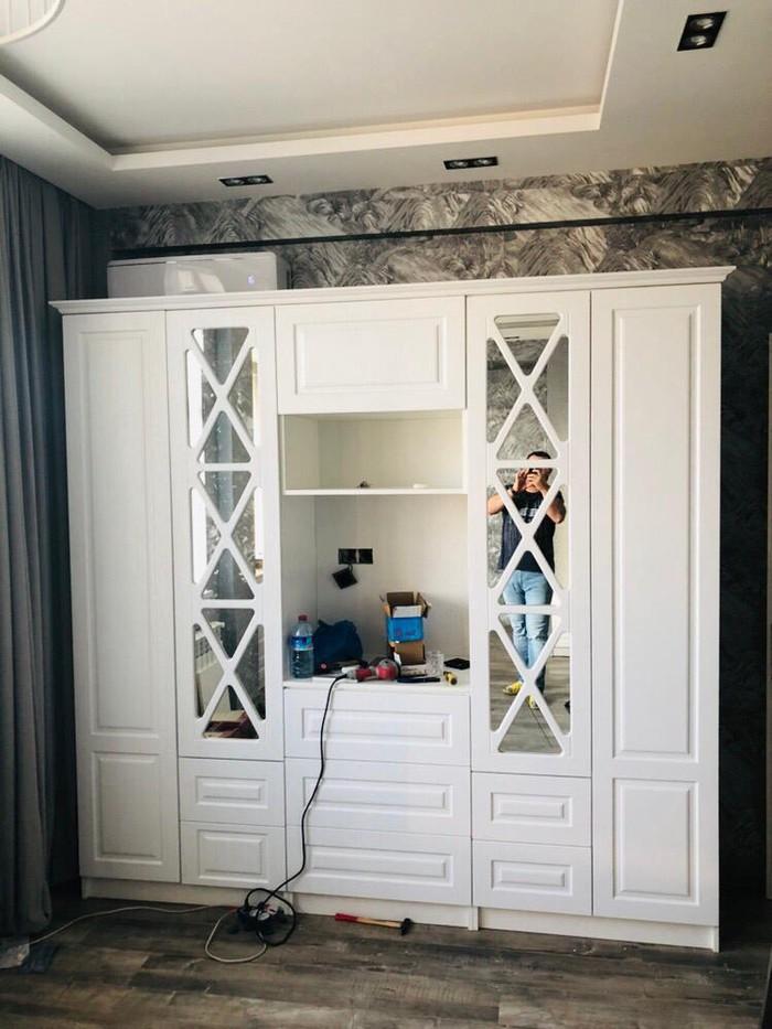 Мебель на заказ her cur dizaynda mebellerin sifarisi. Photo 5