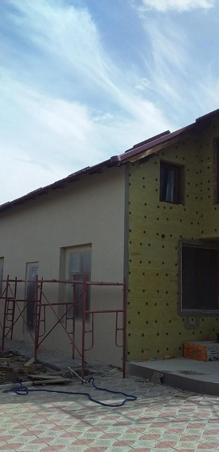 Утепления  текстура декор жидкий травертина покраска фасад (цена договорная)