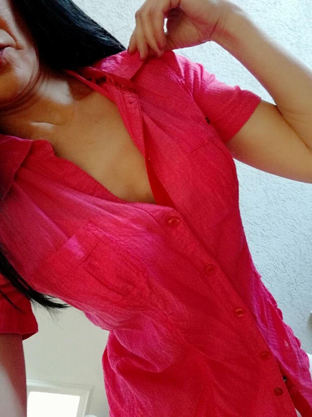 Pink košulja, edc, nova