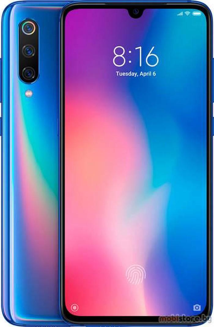 Б/у Xiaomi Mi 9 64 ГБ Синий. Photo 0