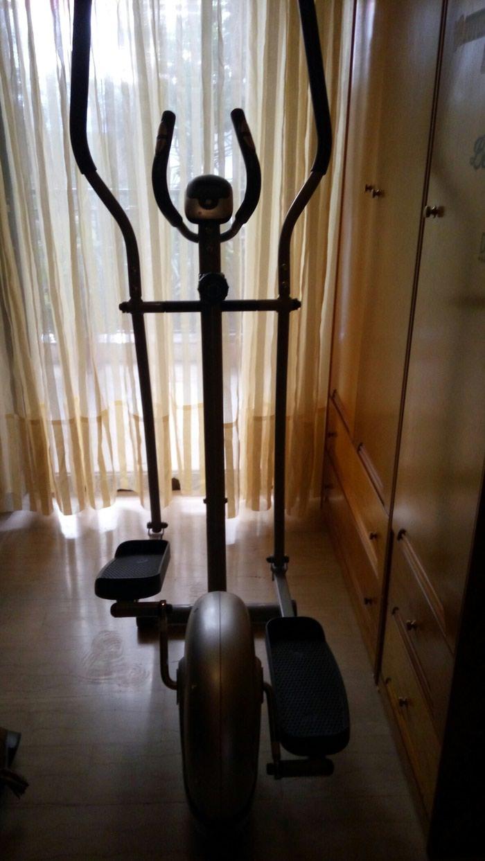 Ελλειπτικό μηχάνημα γυμναστικής σε πολύ καλή κατάσταση. Photo 3