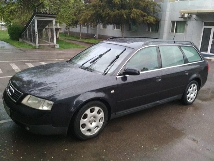 Audi A6 2000. Photo 0