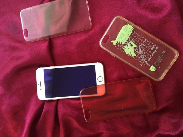 Iphone 6 s 64 гб Док все есть (коробка) Чехоы в подарок в Бишкек