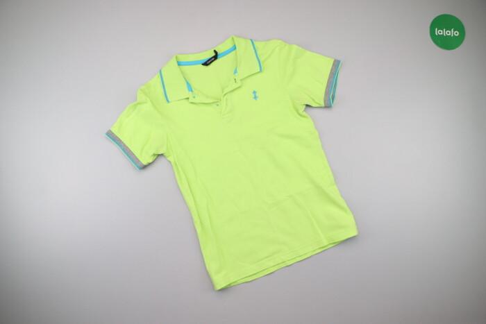 Дитяча футболка поло George, вік 10-11 р., зріст 140-146 см    Довжина: Дитяча футболка поло George, вік 10-11 р., зріст 140-146 см    Довжина