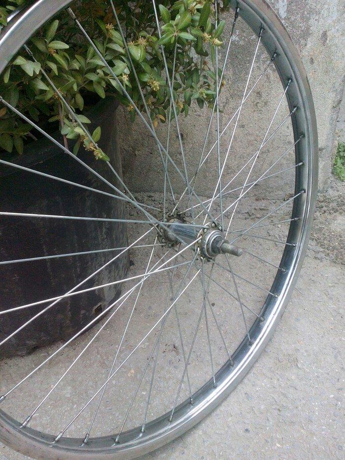 24-lük velosiped diski. . Photo 0