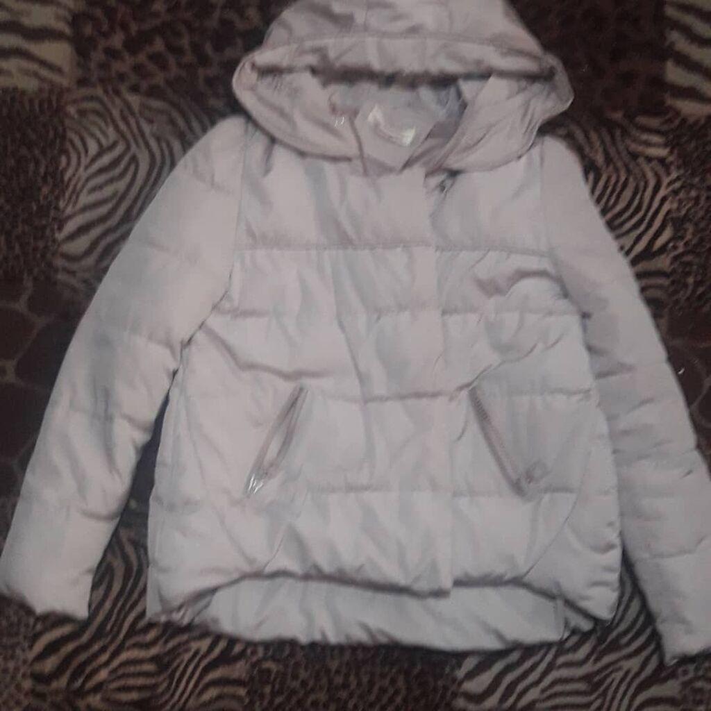 Меняю на продукты и вкусняшки для деток. Модная дэми куртка. размер: Меняю на продукты и вкусняшки для деток...Модная дэми куртка..размер