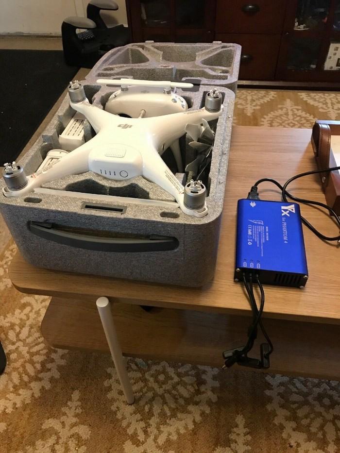 DJI PHANTOM 4 pro оригинальный продукт. Photo 1