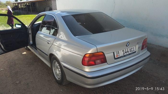 BMW 520 2000. Photo 6