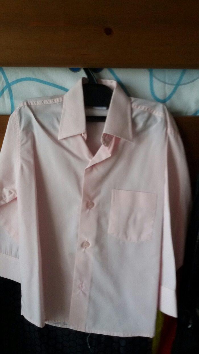Κουστουμι γιλέκο και πουκάμισο no3 . φορεμένο μια φορά ως παραγαμπρος. Photo 1