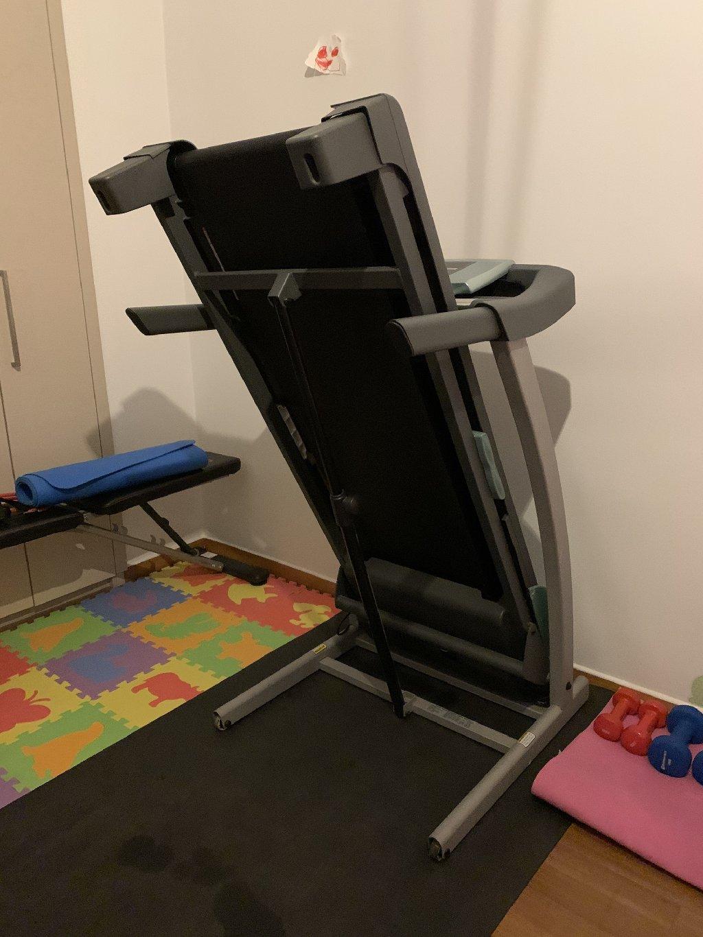 Μεταχειρισμένος διάδρομος γυμναστικής  Weslo compact xl treadmill