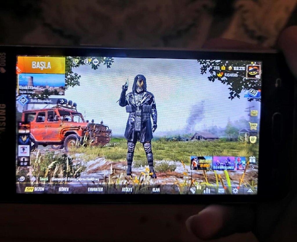 İşlənmiş Samsung Galaxy J2 Prime 8 GB qara