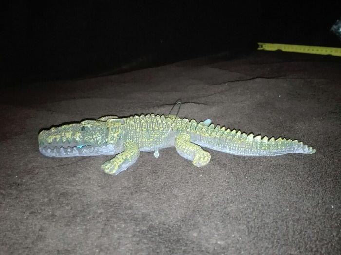 Krokodil 20cm. Photo 1