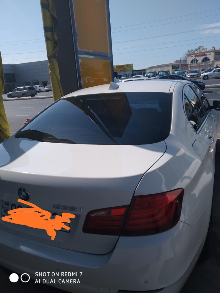 BMW 2013. Photo 2