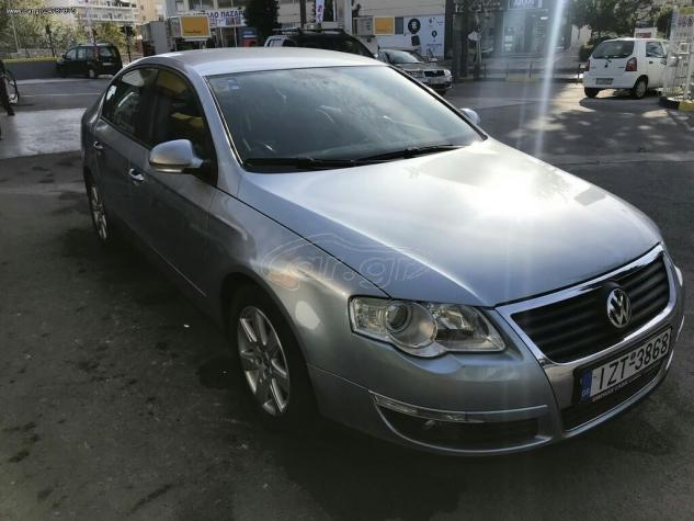 Volkswagen Passat 2007. Photo 1