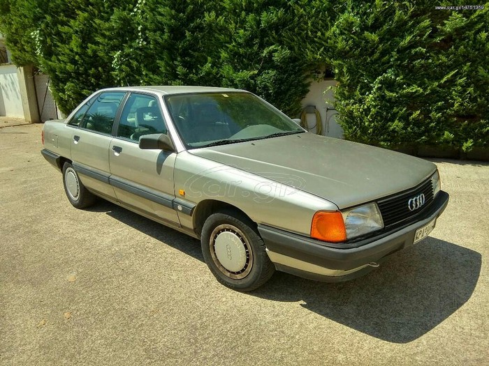 Audi 100 1988. Photo 2