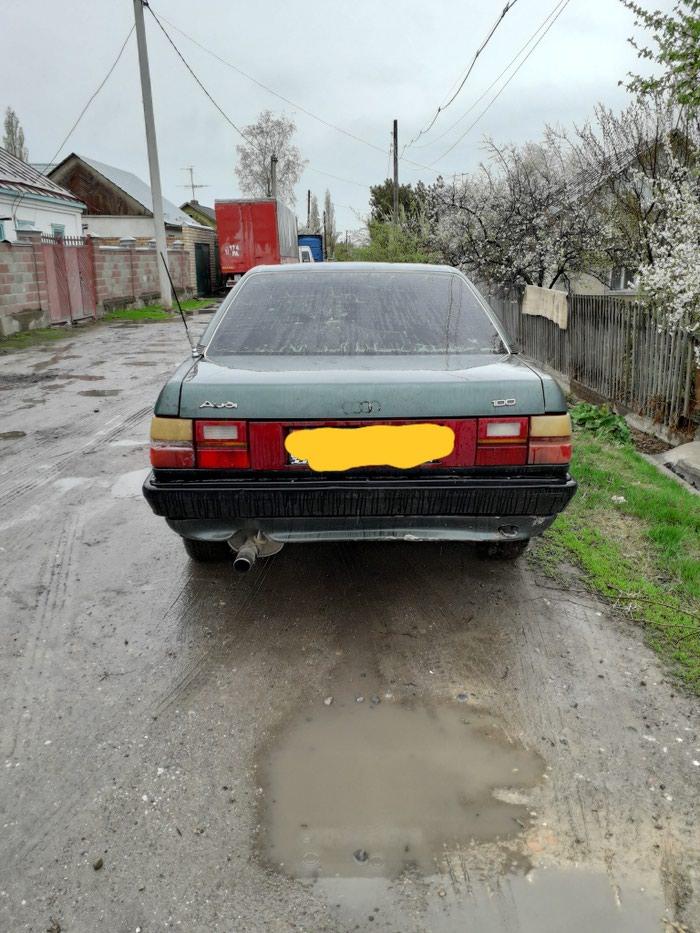 Audi 100 1985. Photo 1