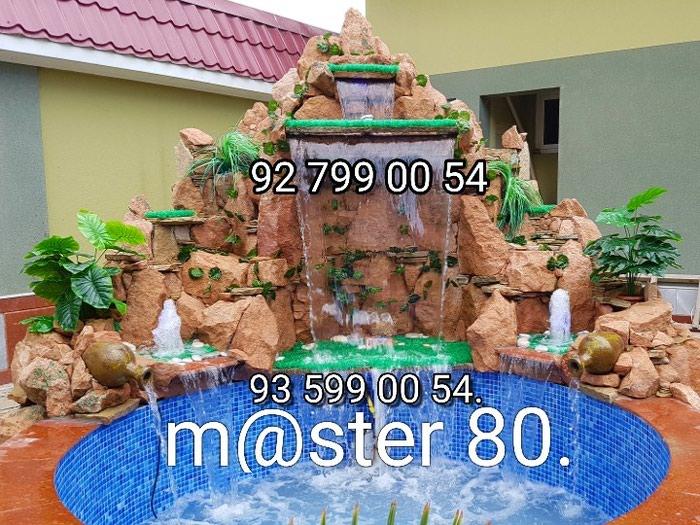 Создаю декоративные водопады.. Photo 2