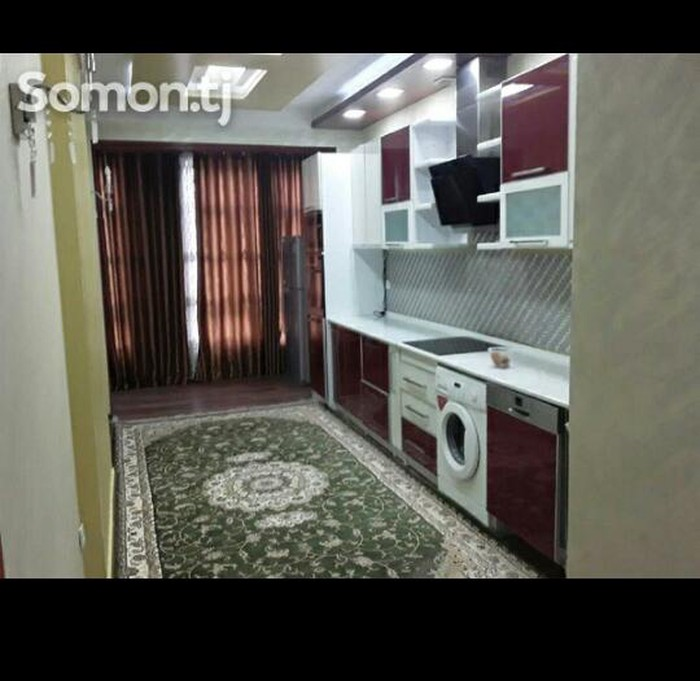 Сдается квартира: 2 комнаты, 92 кв. м., Душанбе. Photo 4