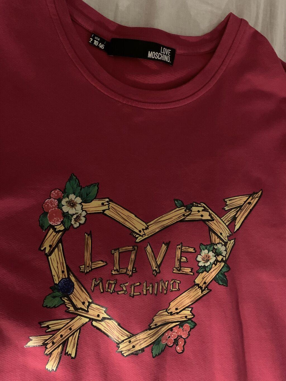 Love Moschino haljina, jedanput nošena, original