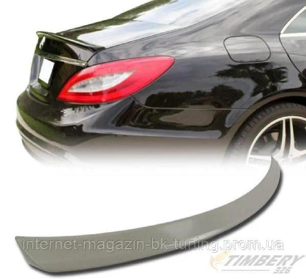 Mercedes W218 (CLS) AMG 2011-8 не окрашен