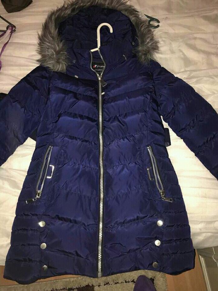 Ženska jakna jednom obucena bez ikakvih ostecenja 4000din. Photo 0