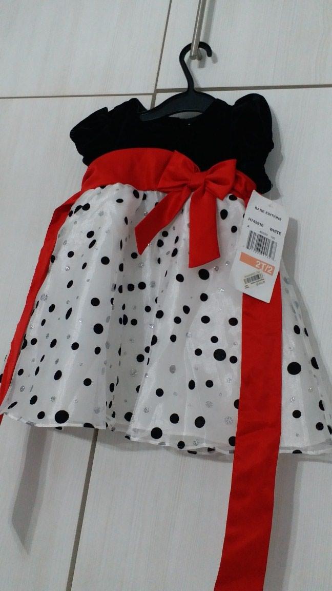 Nova haljina za 2 god - Vrsac