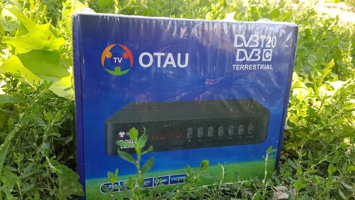 Качественные тюнера ОTAU Есть бесплатная доставка по городу. Photo 1
