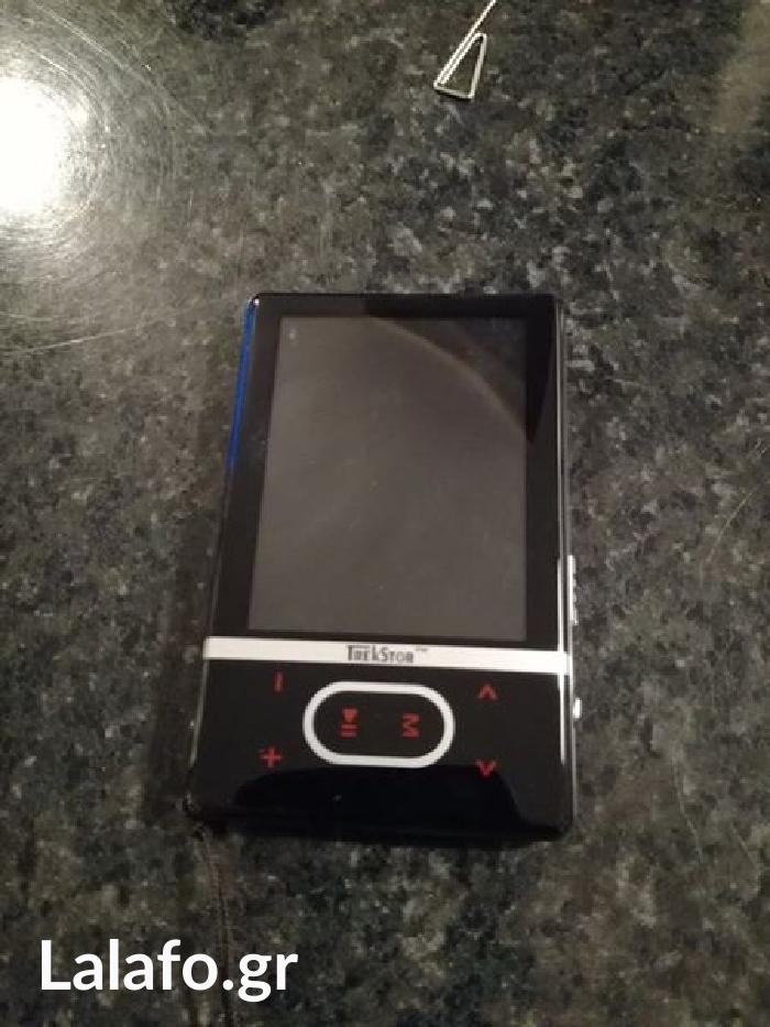 Πωλείται συσκευή MP4 Trekstor χωρητικότητας 8GB με πλήκτρα αφής