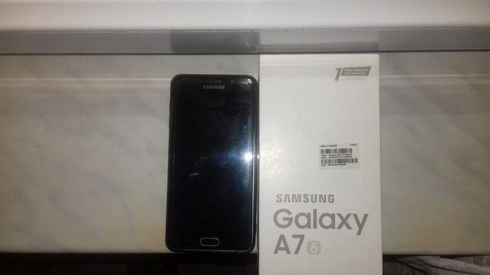 Б/у Samsung Galaxy A7 16 ГБ Черный. Photo 2