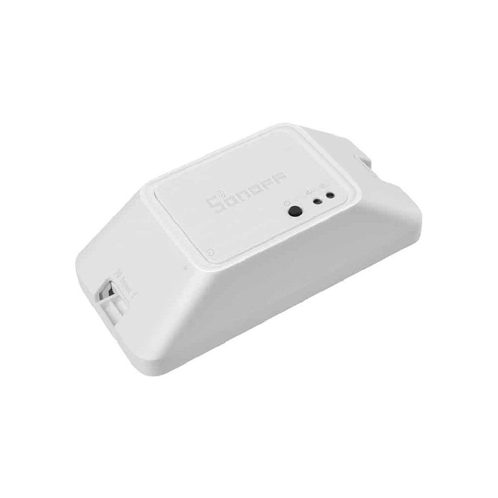 SONOFF® Basic 10A 2200W WIFI Wireless Smart Switch Remote Control Socket APP Timer AC90-250V 50/60Hz Works with Amazon Alexa Echo Tap Google Home Assistant Nest IFTTT