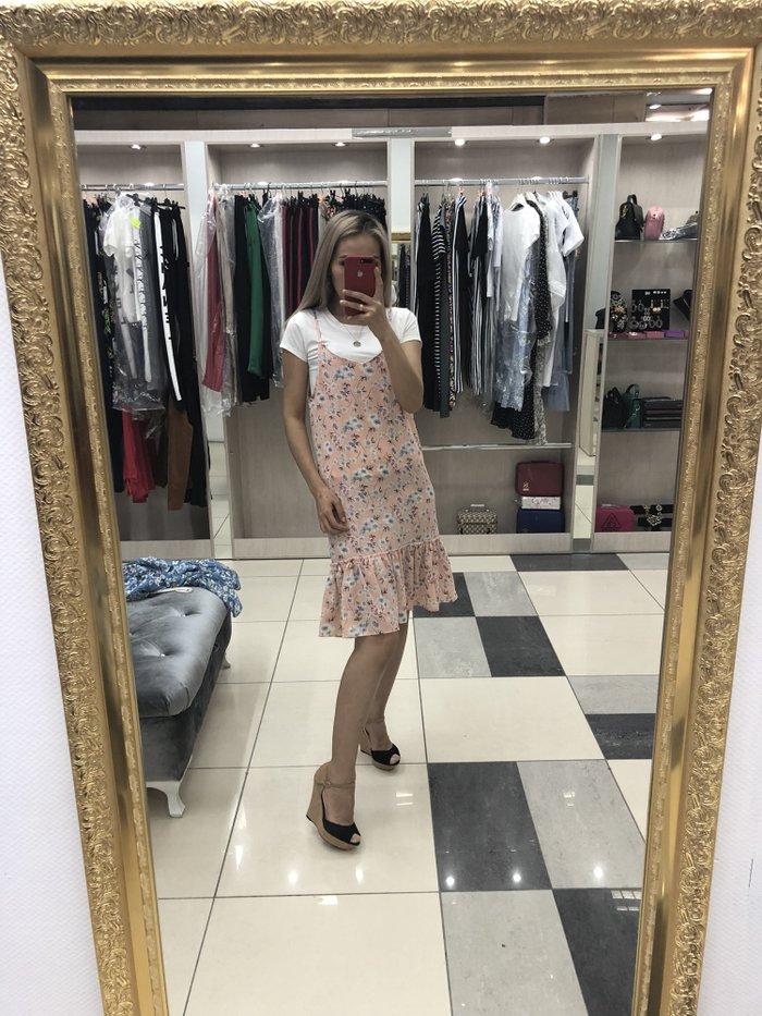 Стильные платья двойки!Размеры стандартные!Производство Гуан Чжоу! . Photo 2