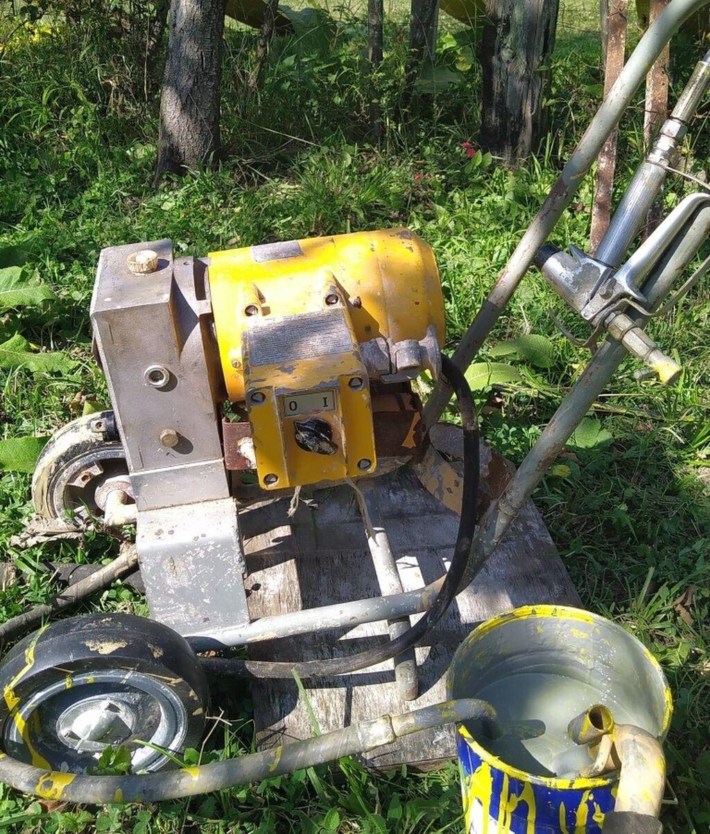 Окрасочный аппарат высокого давления Вагнер 2600 б/у находится в: Окрасочный аппарат высокого давления Вагнер 2600 б/у находится в
