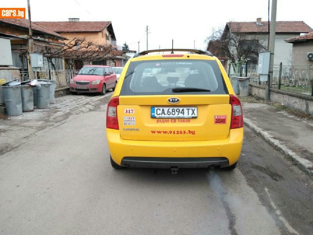 Kia Carens 2 l. 2009   500000 km: Kia Carens 2 l. 2009   500000 km
