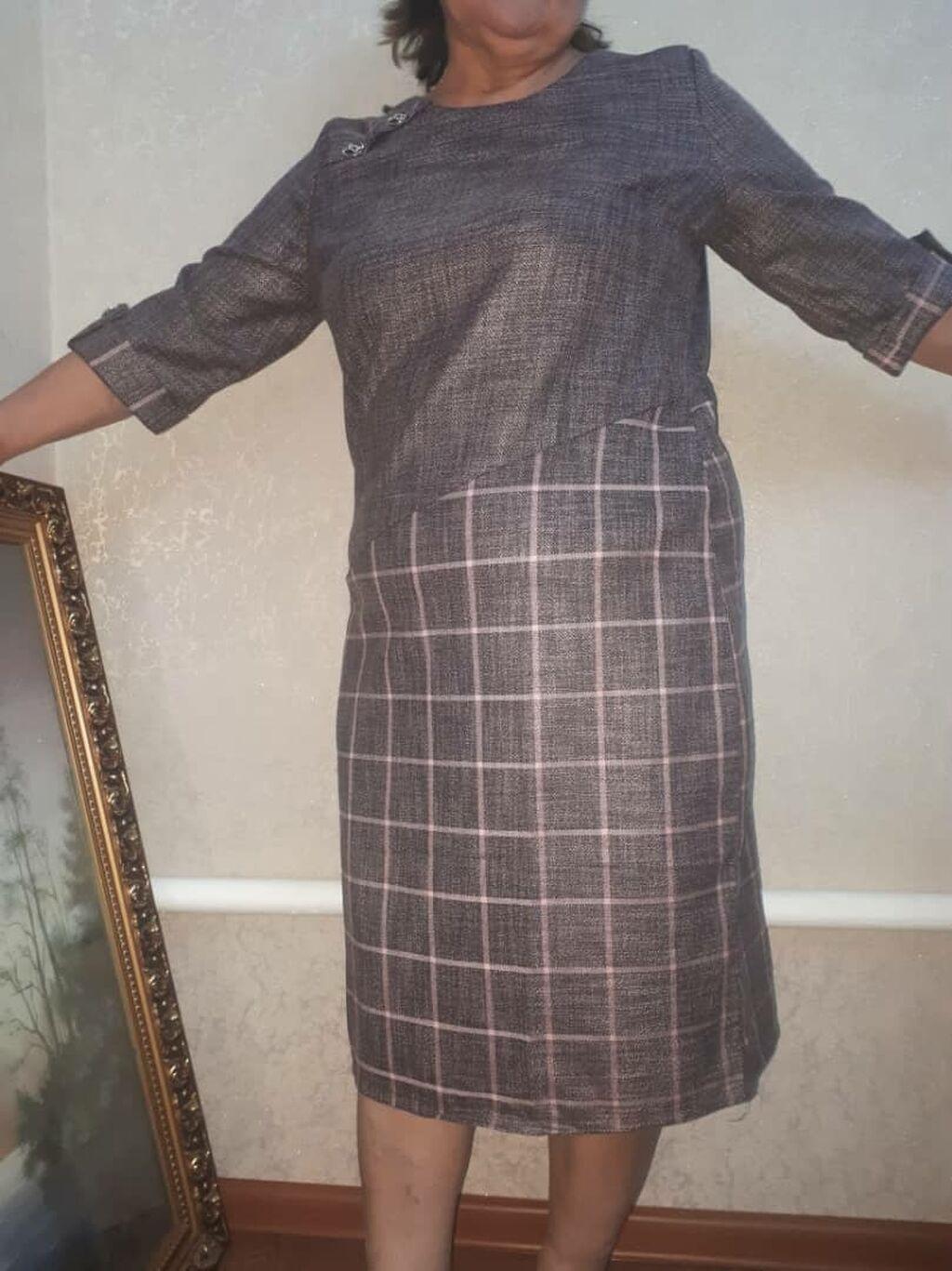 Платья размеры от 42-48, 48-54 Сшито качественно, материал турецкий: Платья размеры от 42-48, 48-54 Сшито качественно, материал турецкий