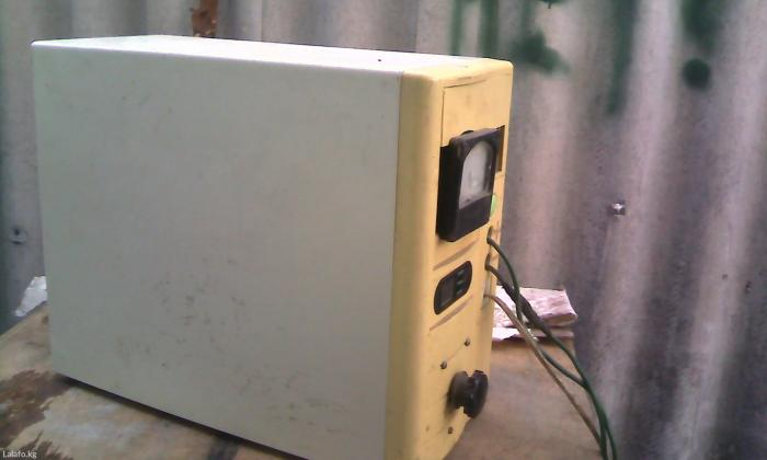 107Самодельное зарядное устройство для аккумулятора
